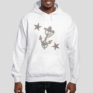 Anchor Hooded Sweatshirt