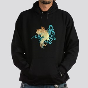 Coi Fish Hoodie (dark)