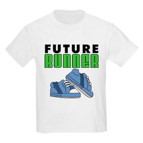 Future Runner Boy Kids Light T-Shirt