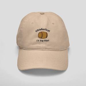 Oktoberfest I'd Tap That Cap