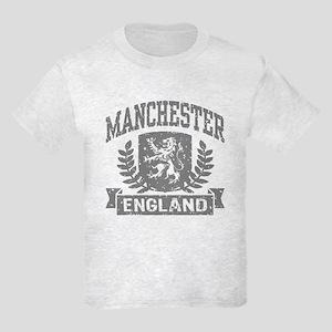 Manchester England Kids Light T-Shirt
