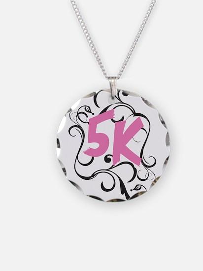 Fancy 5k Necklace