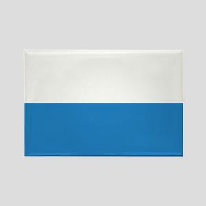 San Marino Civil Flag Rectangle Magnet