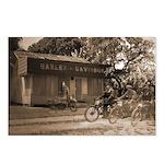 Ghost Bikers Postcards (Package of 8)