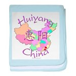 Huiyang China baby blanket