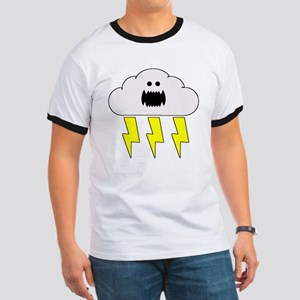 Thunder and Lightning Ringer T