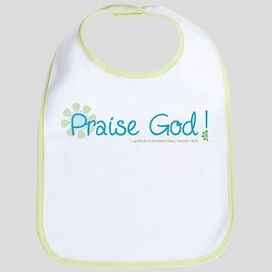 Praise God Bib