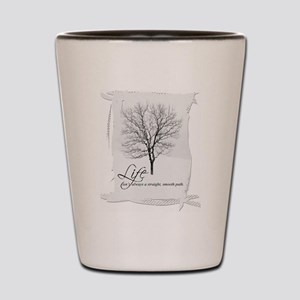 Tree and Life Shot Glass