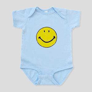 Original Happy Face Infant Bodysuit