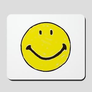 Original Happy Face Mousepad