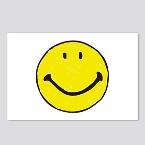 Original Happy Face Postcards (Package of 8)