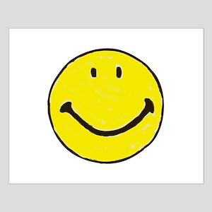 Original Happy Face Small Poster