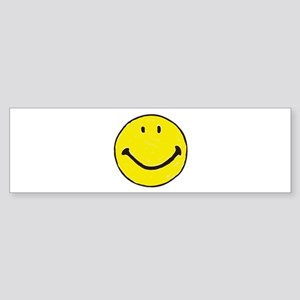 Original Happy Face Sticker (Bumper)
