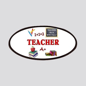 Teachers Do It With Class Patches