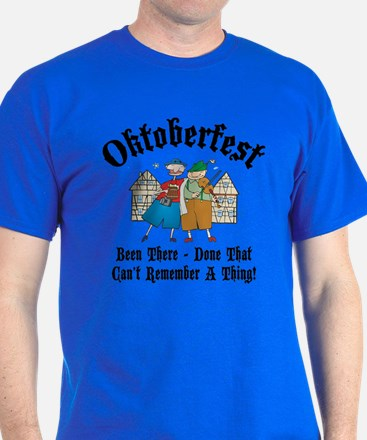 Oktoberfest Can't Remember A Thing T-Shirt
