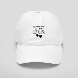 Friends dont let friends... Cap