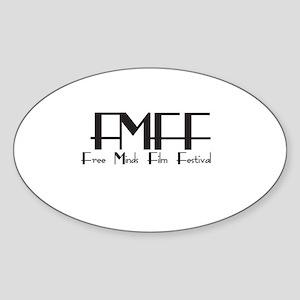 Custom Sticker (Oval)