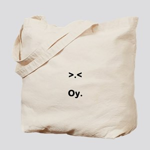 Oy Tote Bag
