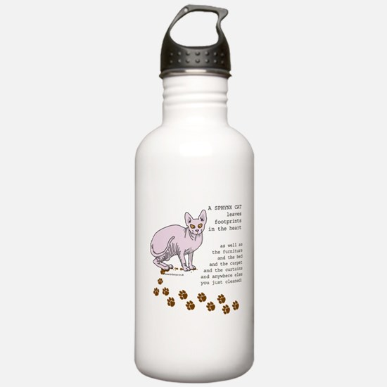 Sphynx Water Bottle