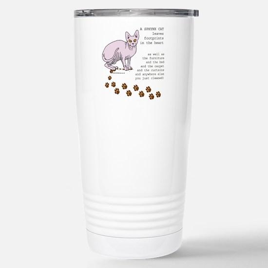 Sphynx Stainless Steel Travel Mug