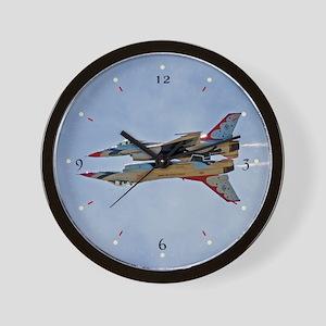 Thunderbirds 5 and 6 Wall Clock