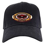 Bay of Pigs Veteran Black Cap with Patch