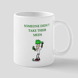 psych patients Mug