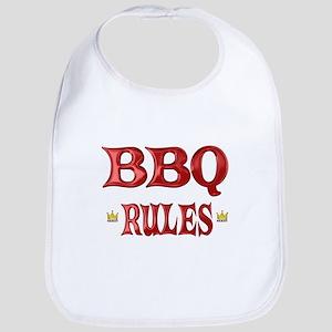 BBQ Rules Bib