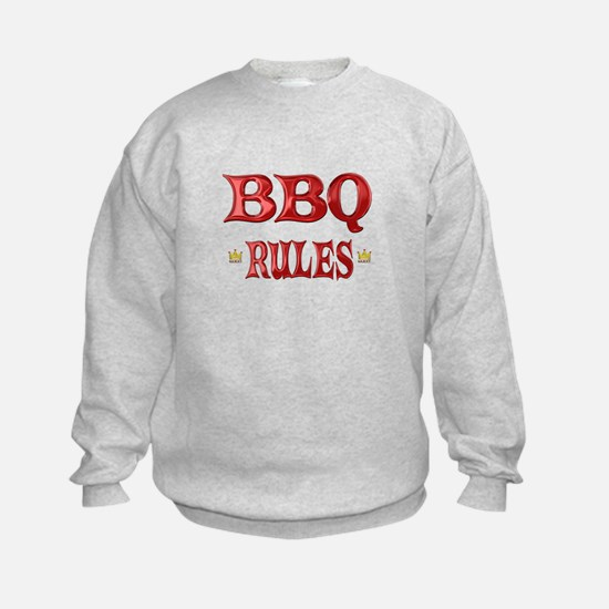 BBQ Rules Sweatshirt