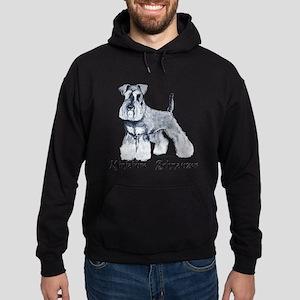 Proud Schnauzer Hoodie (dark)