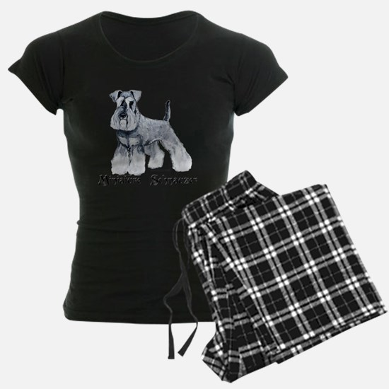 Proud Schnauzer Pajamas