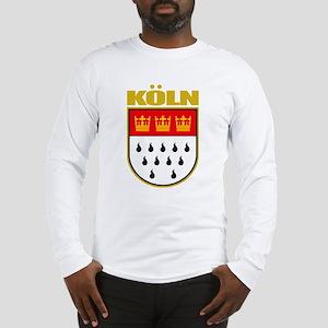 Koln/Cologne Long Sleeve T-Shirt