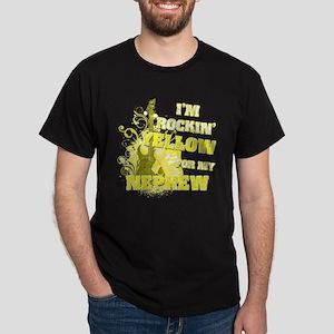 I'm Rockin' Yellow for my Nep Dark T-Shirt