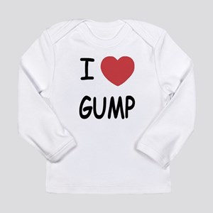 I heart gump Long Sleeve Infant T-Shirt
