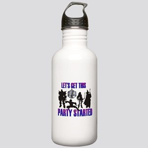 Party Started Stainless Water Bottle 1.0L