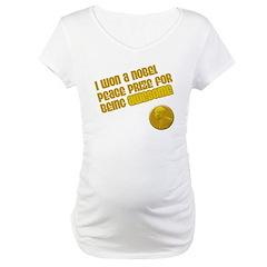 Obama Nobel Prize Shirt