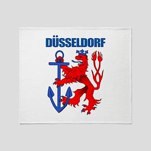 Dusseldorf Throw Blanket