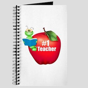 Number One Teacher Journal
