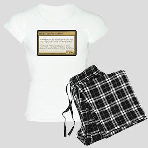 Legendary Buttkicker Women's Light Pajamas