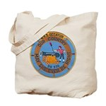 USS DECATUR Tote Bag