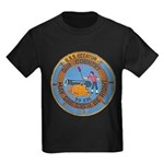 USS DECATUR Kids Dark T-Shirt
