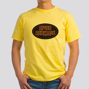 River Redhorse Metal Yellow T-Shirt