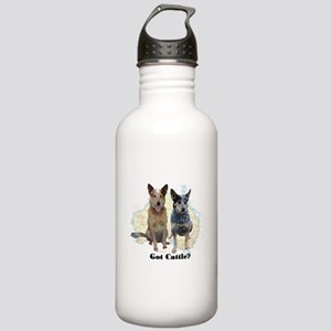 Got Cattle? Stainless Water Bottle 1.0L