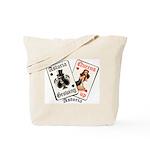 Growing Up Astoria Cards Tote Bag