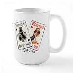 Growing Up Astoria Cards Large Mugs