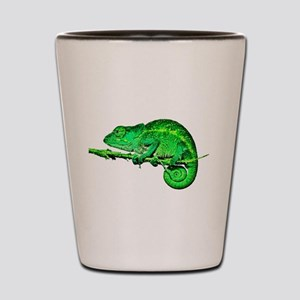 Chameleon Shot Glass