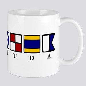 Nautical Bermuda Mug
