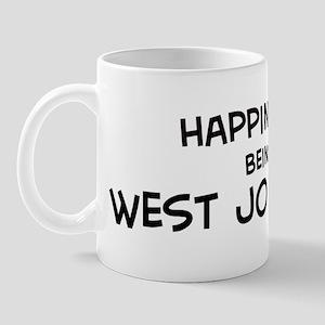 Happiness is West Jordan Mug