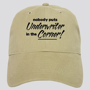 Underwriter Nobody Corner Cap