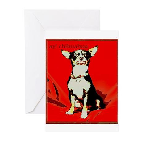 Ay! Chihuahua Greeting Cards (Pk of 10)